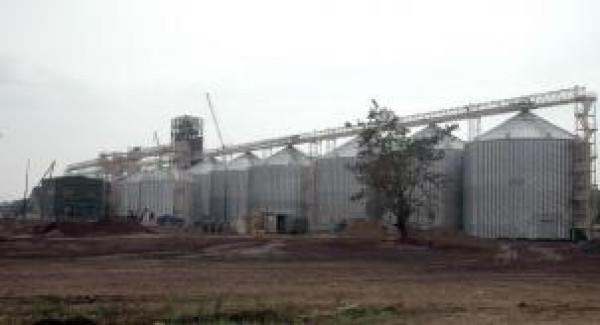 Стан будівництва елеватора філії <b>«Мар'янівська»</b>, 17.09.2010 (фоторепортаж)