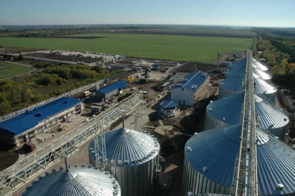 Стан будівництва елеватора філії <b>«Мар'янівська»</b>, 24.09.2010 (фоторепортаж)