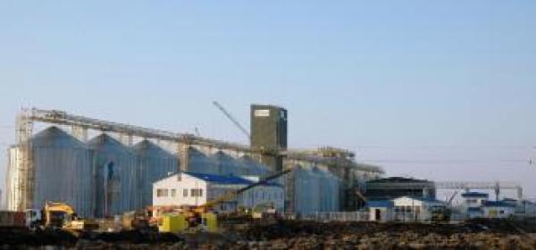 Стан будівництва елеватора філії <b>«Новоодеська»</b>, 15.02.2011 (фоторепортаж)