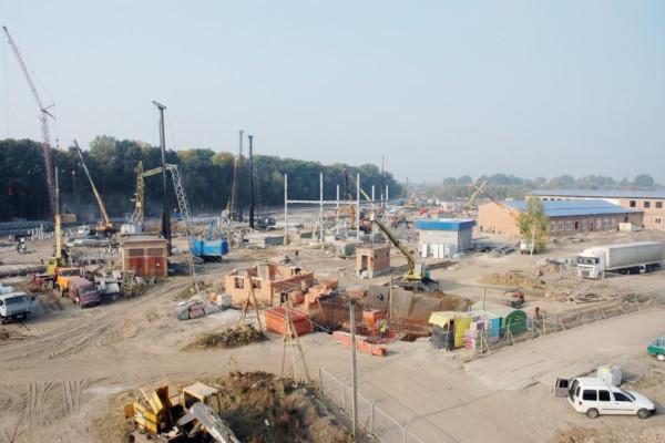 <b>Стан будівництва елеватора філії Тетерів на 23.09.2011</b>