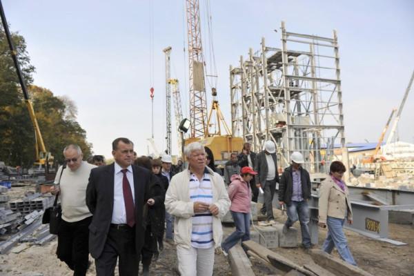 <b>«Сьогодні «НІБУЛОН» заклав  фундамент нашої боротьби з безгосподарністю і економічним невіглаством» - губернатор Житомирщини Сергій Рижук</b>