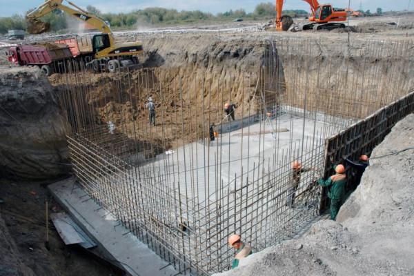 <b>Стан будівництва елеватора філії Денихівська на 09.09.2011</b>