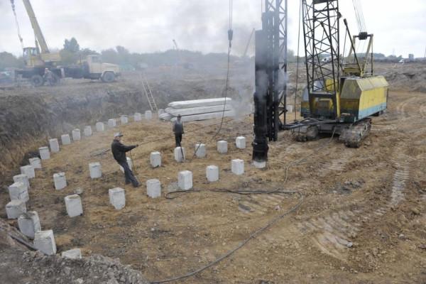 <b>Стан будівництва елеватора філії Денихівська на 15.09.2011</b>