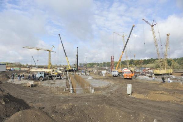 <b>Стан будівництва елеватора філії Денихівська на 29.09.2011</b>