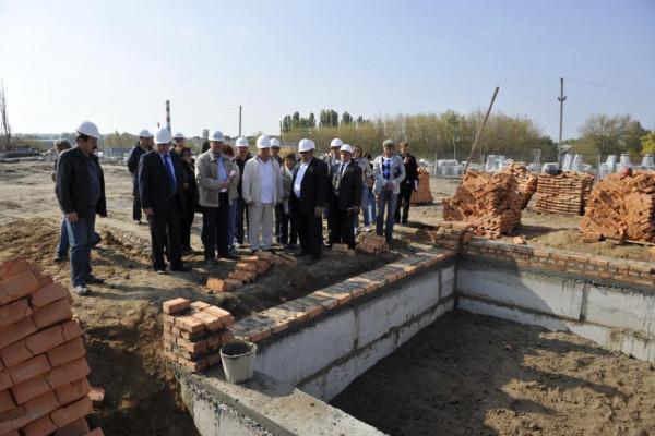 <b>«НИБУЛОН» шокирует Киевщину рекордом по строительству элеватора – менее 2-х месяцев</b>