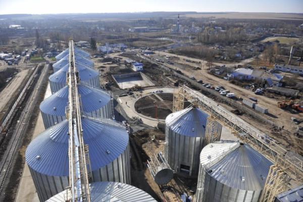 <b>Стан будівництва філії «Денихівська» на 17.11.2011</b>