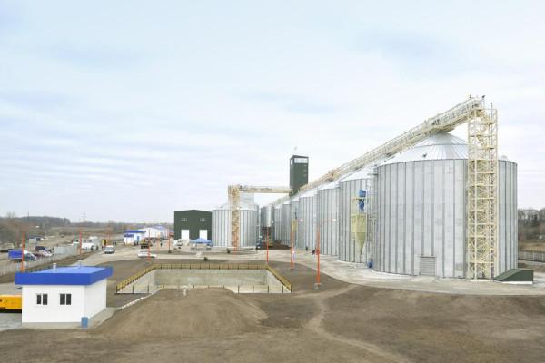 <b>Стан будівництва філії «Денихівська» на 24.11.2011</b>