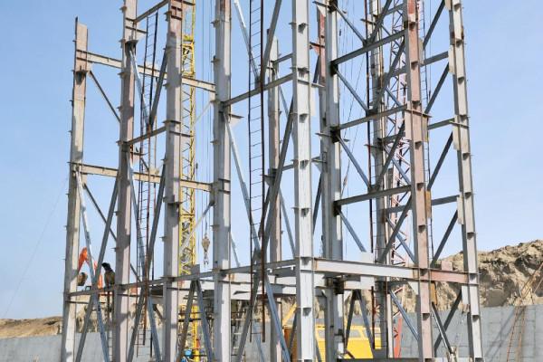 <b>Стан будівництва перевантажувального термінала філії «Переяславська» на 25.04.2012</b>