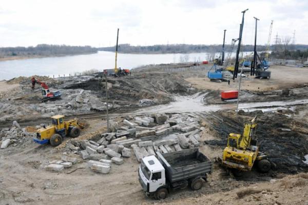 <b>Розпочато підготовчі роботи, що передують будівництву першого «НІБУЛОНівського» перевантажувального термінала на Херсонщині</b>