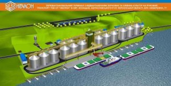 <b>Прес-реліз: Розпочинається будівництво першого «НІБУЛОНівського» річкового термінала на Херсонщині</b>