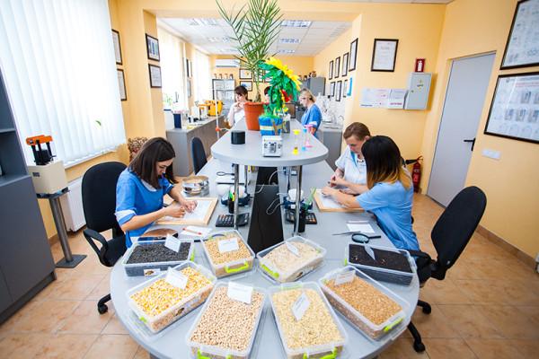 Виробничо-технологічні лабораторії ТОВ СП «НІБУЛОН» надають послуги з визначення показників якості зернових  та  олійних  культур (інформація оновлена 04.11.2019)