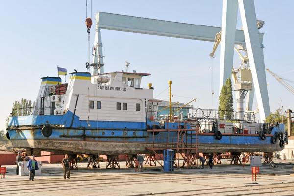 Аграрний «НІБУЛОН» пропонує послуги з судноремонту (інформація оновлена 04.11.2019)