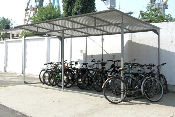 Велоінфраструктура за «НІБУЛОНівським» стандартом