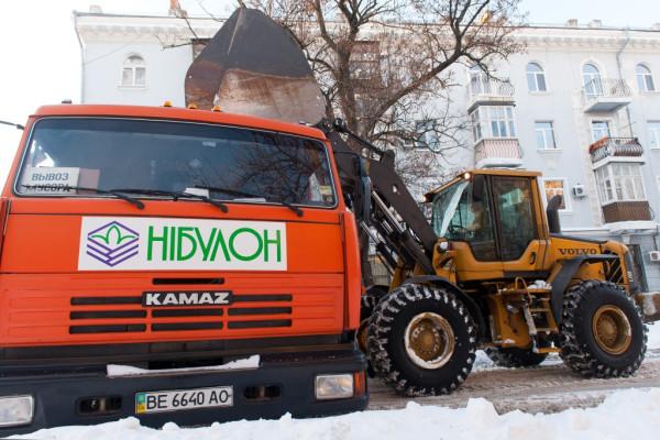 «Європейські партнери не зрозуміли б нас, якби ми сказали, що не працюємо через сніг», – «НІБУЛОН» закликає боротися зі стихією, а не сидіти вдома (ОНОВЛЕНО 28.01.2016)