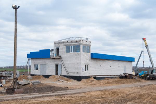 Будівництво елеватора філії «Вознесенська» – потужний поштовх для розвитку економіки області та держави
