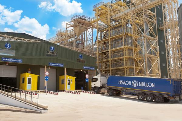 Новозбудований термінал у Вознесенському районі всього за першу добу роботи прийняв майже 2000 тонн зерна