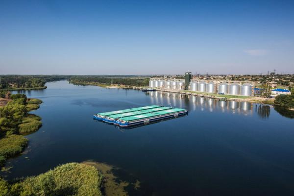 Філія «Козацька» прийняла перший мільйон тонн зернових та олійних культур