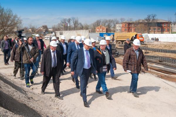 «НИБУЛОН» показывает пример социальной ответственности и партнерства с областными властями в Запорожье