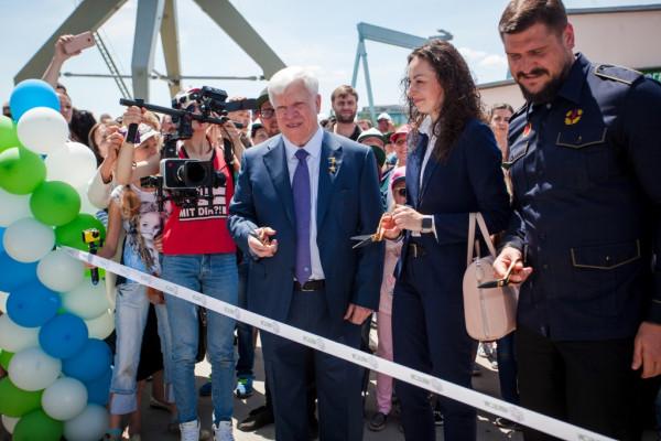 Глава Николаевской ОГА: построенные «НИБУЛОНом» суда должны стать основой украинского флота