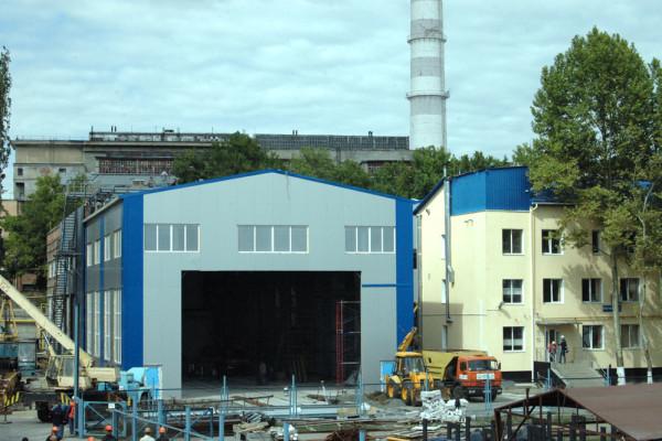 Компанія «НІБУЛОН» продовжує модернізацію потужностей власного суднобудівного заводу