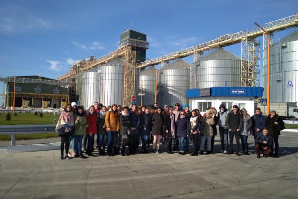 «НІБУЛОН» сприяє професійному становленню майбутніх фахівців аграрної галузі