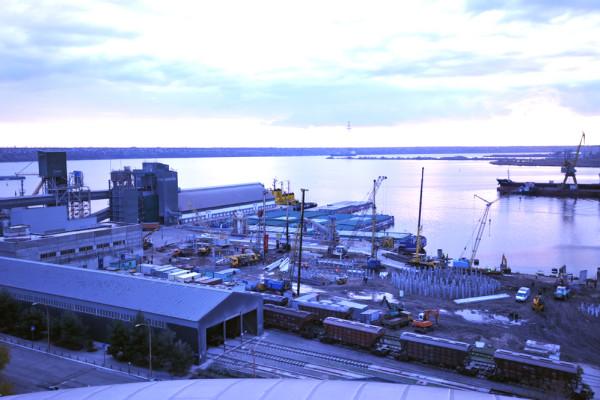 «НІБУЛОН» збільшує потужності перевантажувального термінала в Миколаєві