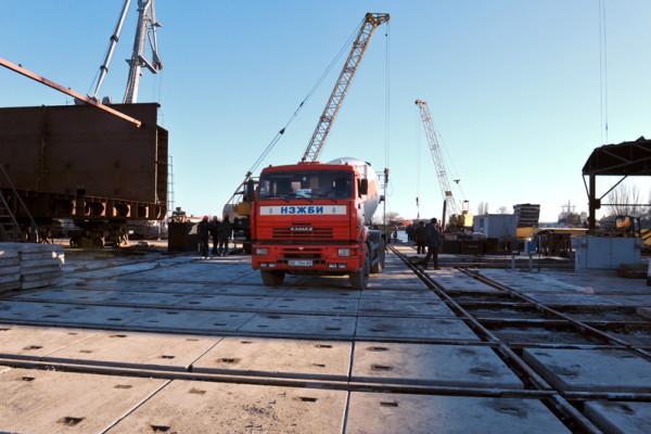 Реконструкція суднобудівного заводу «НІБУЛОН»  станом на 10.01.2018