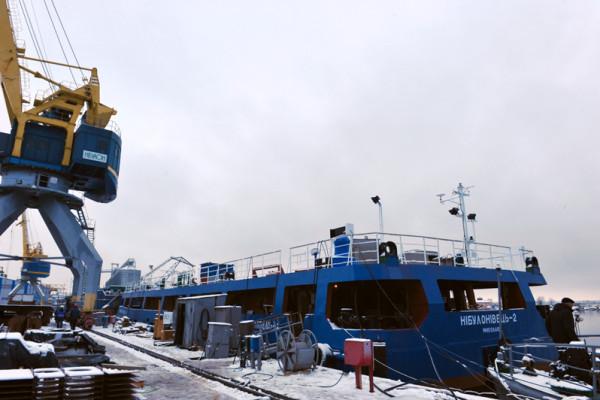 Нібулонівський флот вже очікує на поповнення