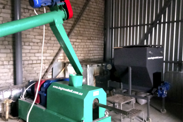 На підприємствах компанії «НІБУЛОН» розпочала роботу сучасна лінія переробки відходів на енергоносії