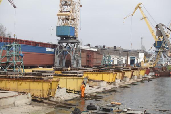 Компанія «НІБУЛОН» завершила черговий етап реконструкції суднобудівного заводу