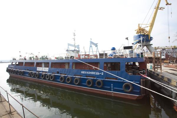 Реалізація суднобудівної програми компанії «НІБУЛОН»