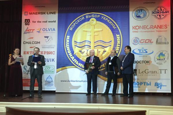 Перемога не завдяки, а всупереч – Олексія Вадатурського визнано Людиною року на водному транспорті