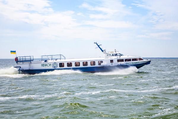 Компанія «НІБУЛОН» відкриває новий сезон пасажирських перевезень водою (ОНОВЛЕНО 17.05.18)