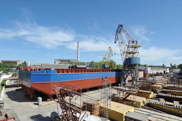 Суднобудівний завод «НІБУЛОН» розпочав будівництво першого 140-метрового замовлення