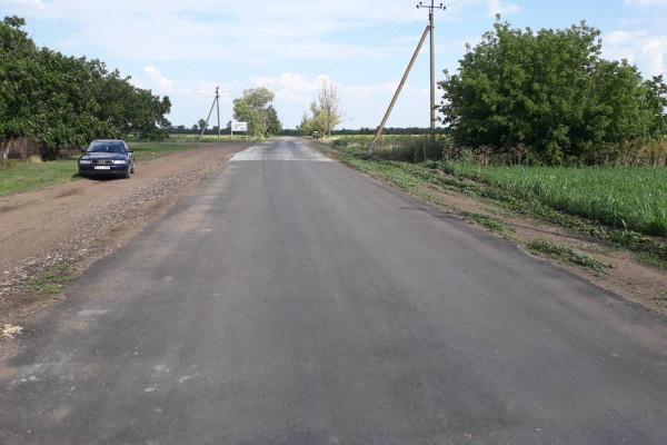«НІБУЛОН» за власні кошти ремонтує дороги загального користування