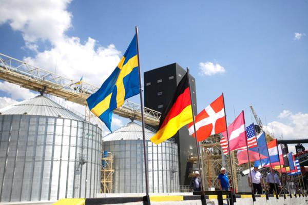 Новий елеваторний комплекс компанії прийняв уже понад 100 тис. тонн сільгосппродукції