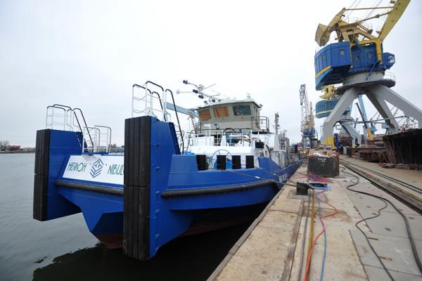 Розбудовуємо сучасний флот паралельно з успішною модернізацією заводу