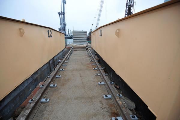 Реконструкція ССЗ «НІБУЛОН» дасть змогу будувати 140-метрові повнокомплектні судна