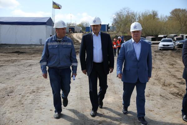 Олексій Вадатурський: Будівництво термінала було б неможливе без всіх тих позитивних змін, які відбулися в Україні останнім часом