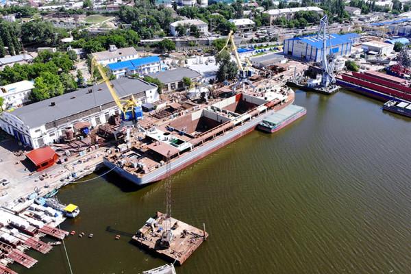 ССЗ «НІБУЛОН» розпочав будівництво суден нового проєкту