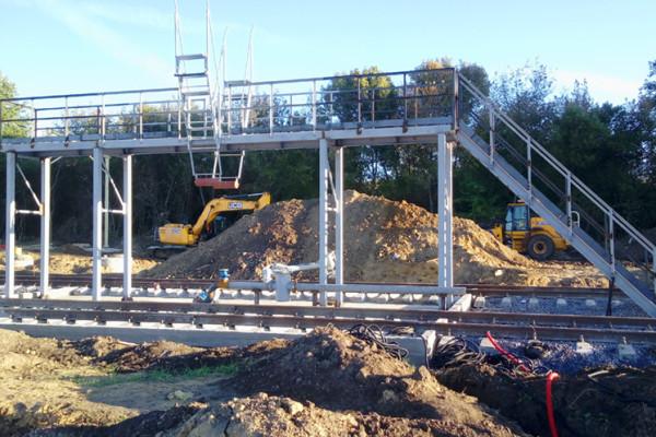 «НІБУЛОН» будує вже третій паливозаправний пункт для власного користування