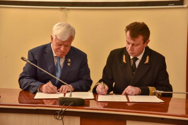 «НІБУЛОН» підписав договір про співпрацю з Херсонською державною морською академією та Науковим парком ХДМА «Інновації морської індустрії»