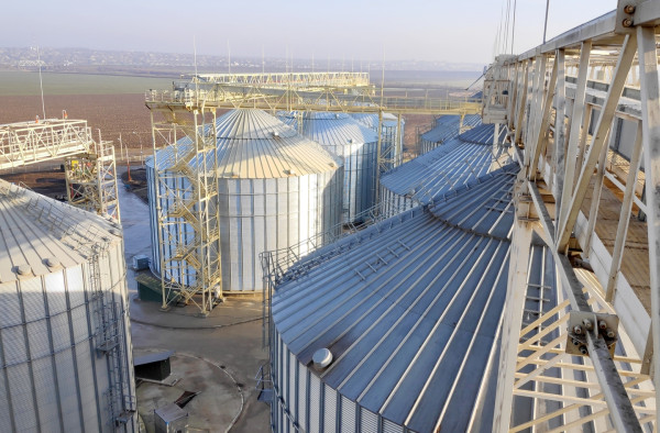 The Agricultural Commodity Storage Capacity at Voznesenska Branch Comprises 22 Thousand Tons