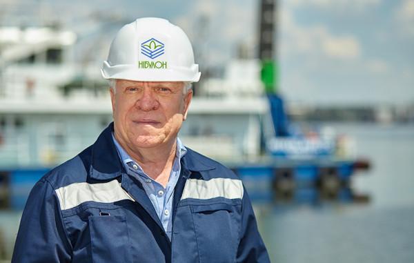 Втретє експерти Національного морського рейтингу України визнають Олексія Вадатурського «Людиною року на водному транспорті»