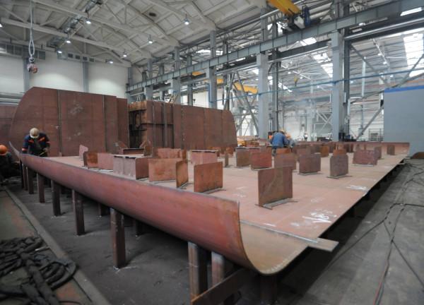 Суднобудівна верф «НІБУЛОНа» працює над двома новими замовленнями – судна проєктів 121М та NBL-91