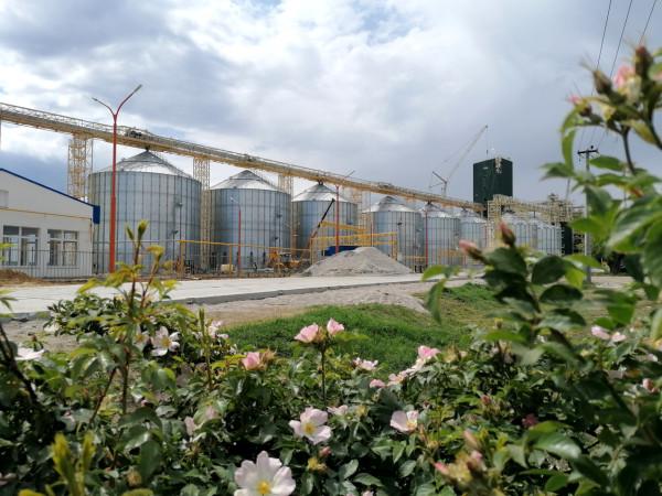 «НІБУЛОН» закінчує загальнобудівельні роботи у Мар'янському, що на Дніпропетровщині