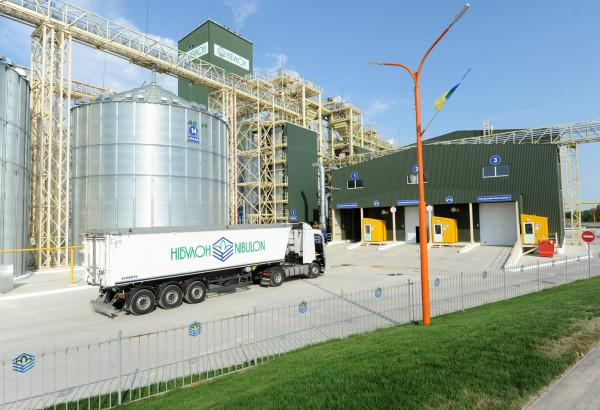 Новий перевантажувальний термінал філії «Зеленодольська» уже прийняв більше 6 тис. тонн сільгосппродукції