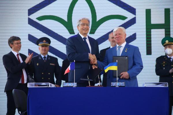 «НІБУЛОН» побудує патрульні прикордонні катери для України в рамках українсько-французького контракту