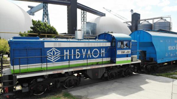 Відтепер «НІБУЛОН» самостійно здійснюватиме подачу і забирання вагонів з колії станції Миколаїв-Вантажний до перевантажувального термінала компанії