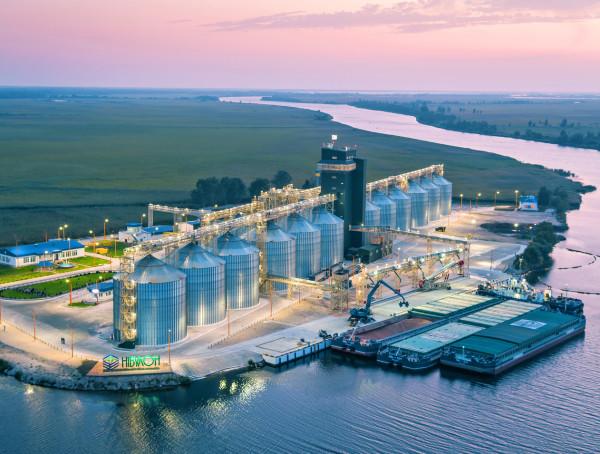 Більше можливостей для херсонських аграріїв: «НІБУЛОН» збільшує потужності перевантажувального термінала філії «Голопристанська»